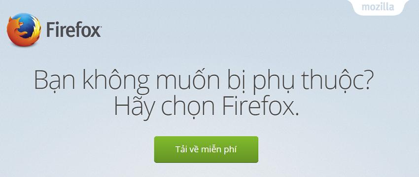 Tải về firefox miễn phí