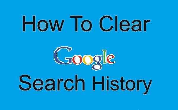 Cách xóa lịch sử tìm kiếm web với Google