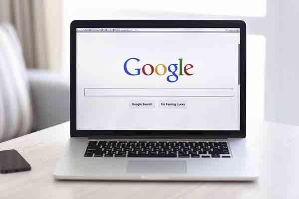 Đặt Google làm trang chủ