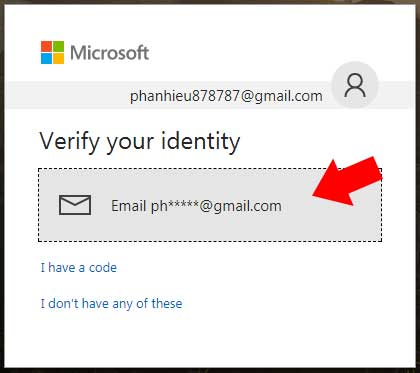 verify your identity skype