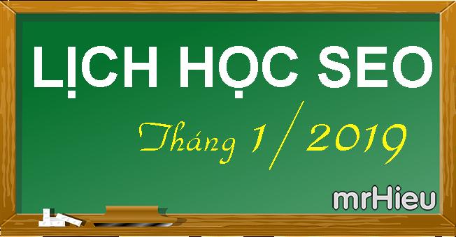 Khám phá khóa đào tạo seo cơ bản - nâng cao chuyên nghiệp Đà Nẵng vào tháng 01.2019