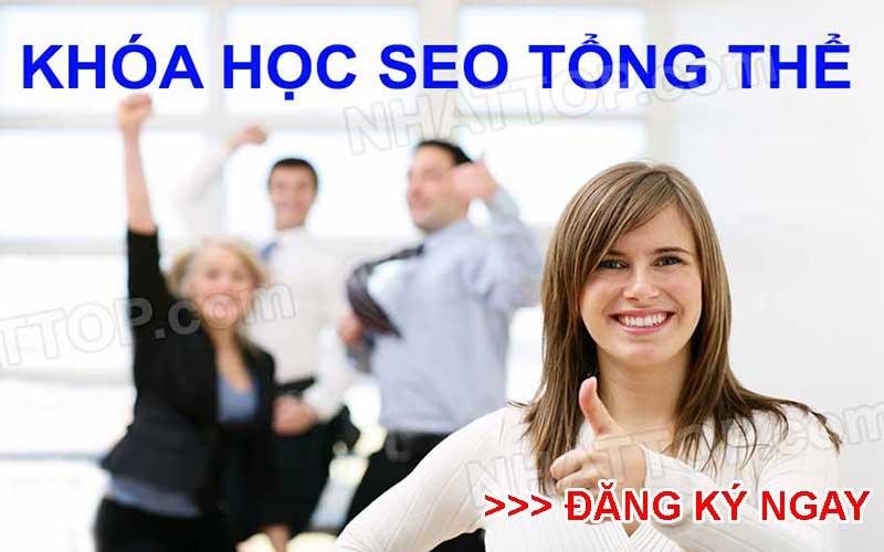Đào tạo seo chuyên nghiệp