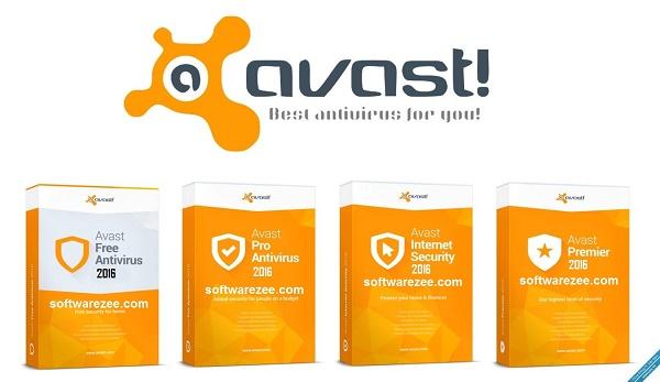 Phần mềm Avast