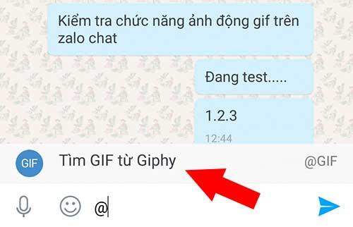 Tìm ảnh động Gif trên Giphy